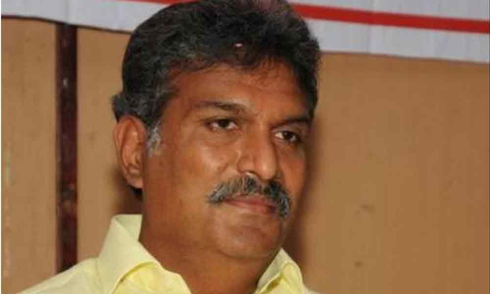 TDP MP Kesineni Nani FB post on CM YS Jagan