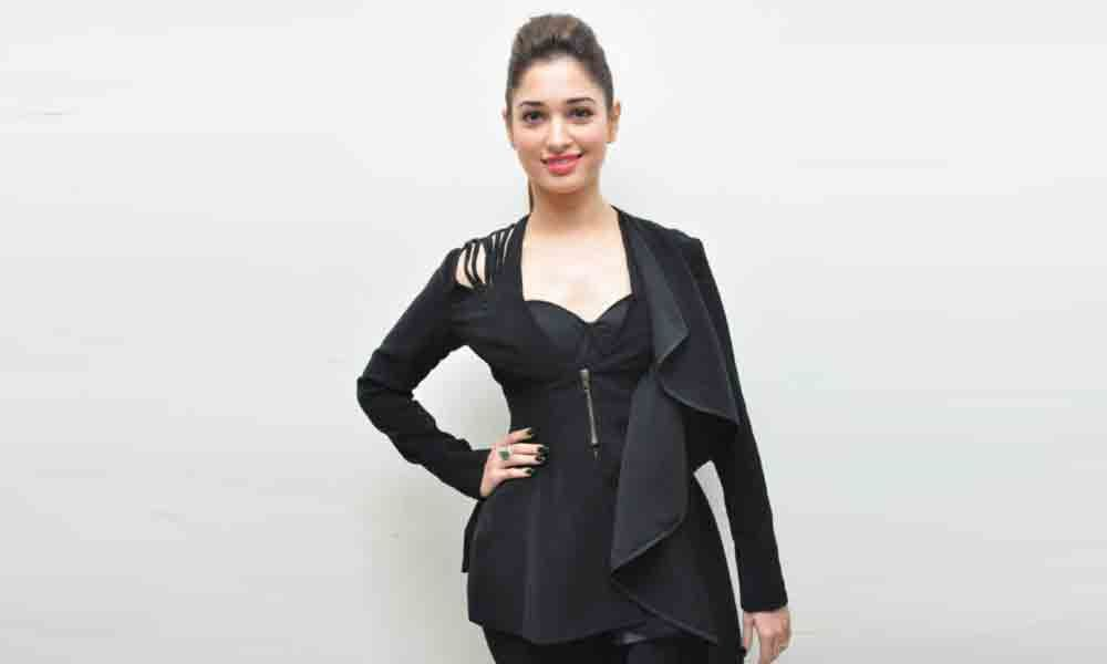 Tamannaah in author backed role