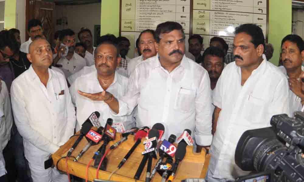 We have no grudge against Chandrababu: Botcha