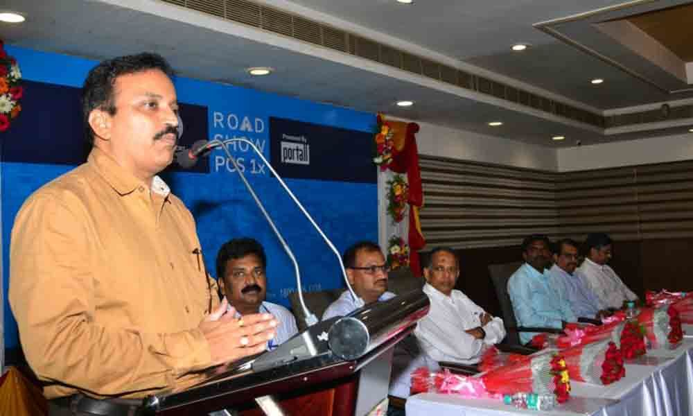Road Show to create awareness on PCS1X launched in Vizag