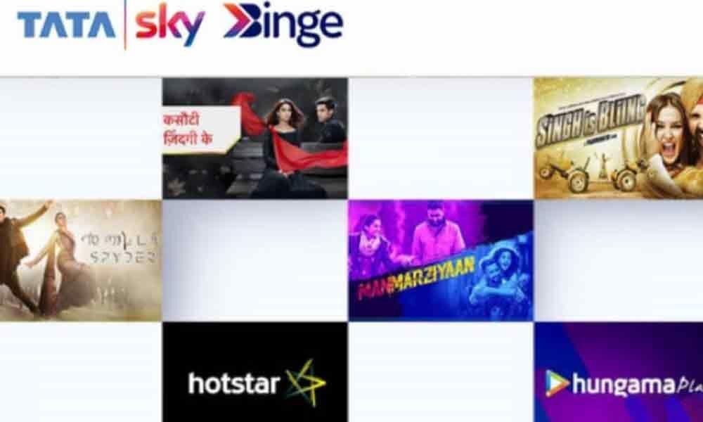 Review: Tata Sky Binge