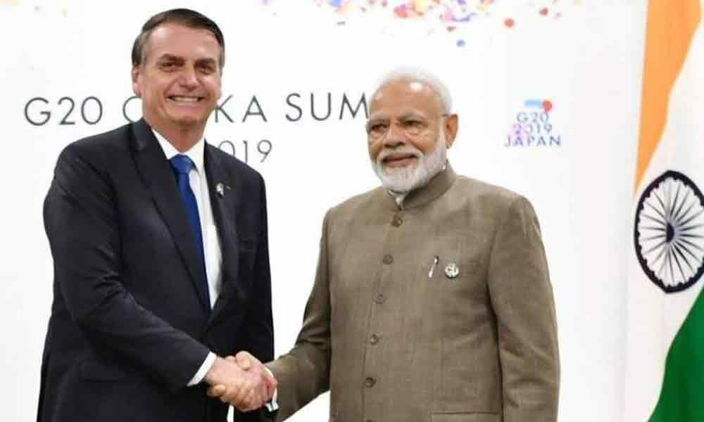 G-20 Summit: PM Modi holds separate bilateral talks with Presidents of Indonesia, Brazil