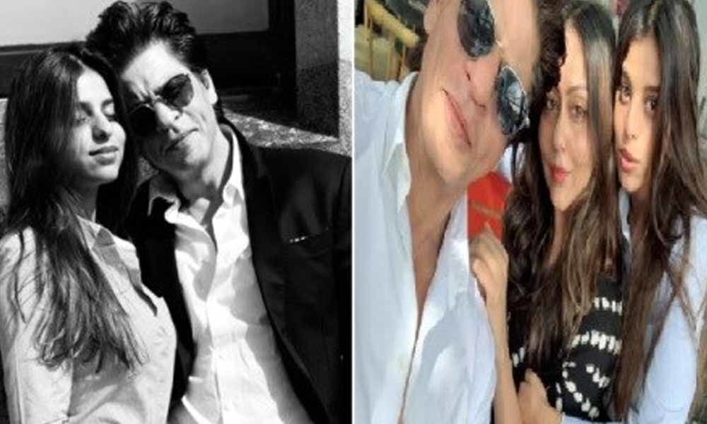 Shah Rukh Khan And Gauri Khan Attends Suhana Khan