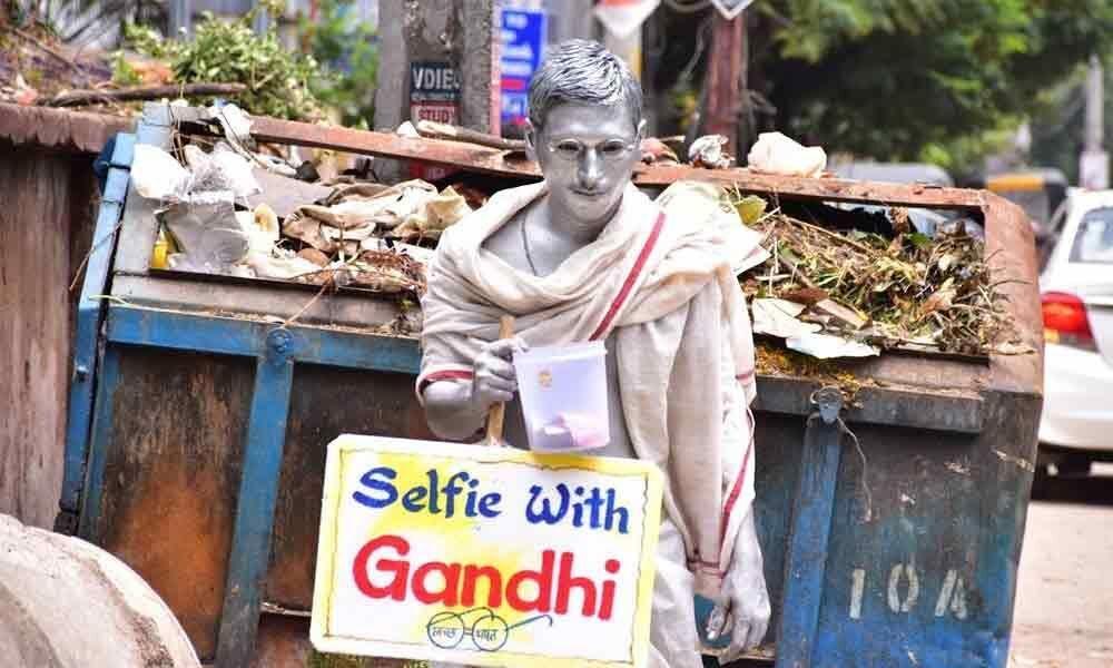 Let us retain India clean