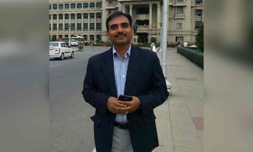 Alok Tiwari appointed new DRM of Guntakal
