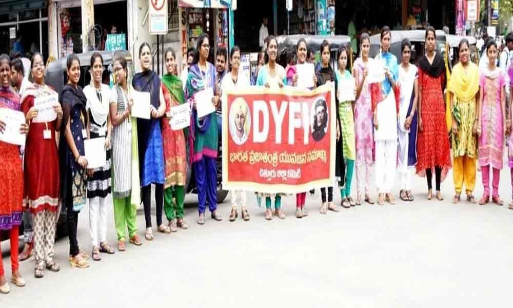 Deputy CM K Narayana Swamy condemns honour killing