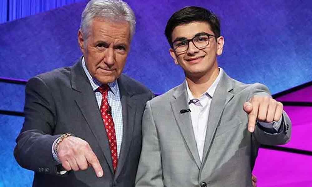 Indian-American teen wins $100K quiz show in US