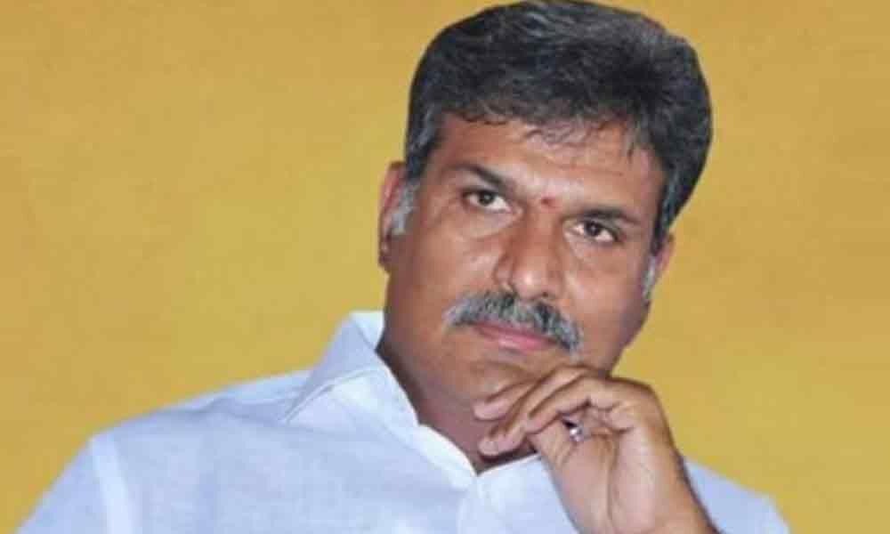 MP Kesineni Srinivas strikes again at Jagan