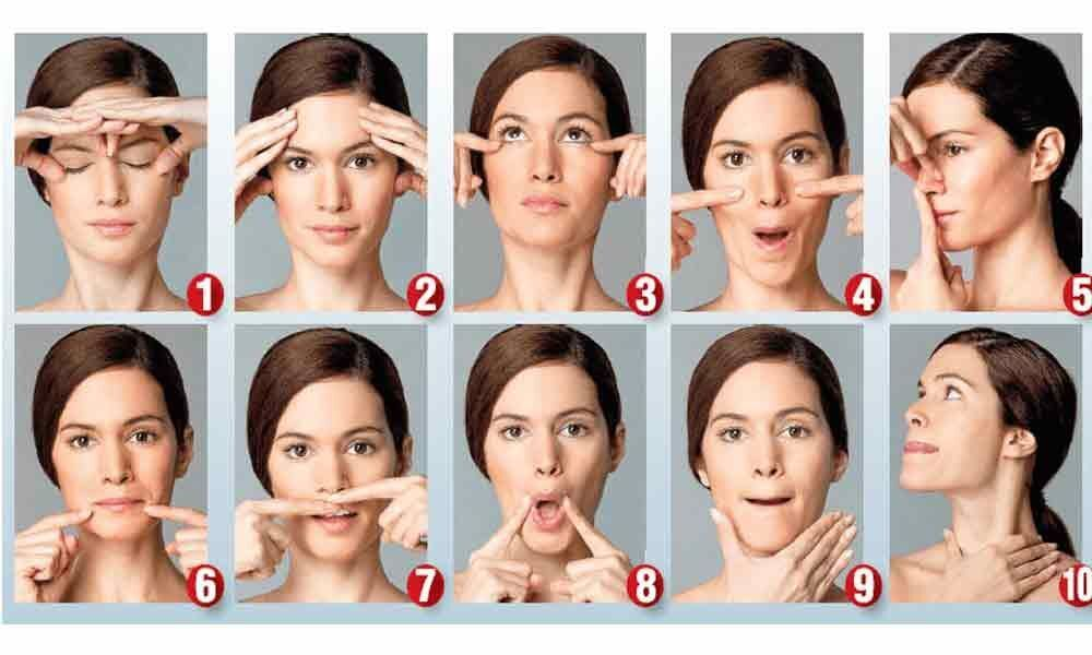 What Is Face Yoga? Heres Everything to Know About the Wrinkle-Reducing Exercise Craze