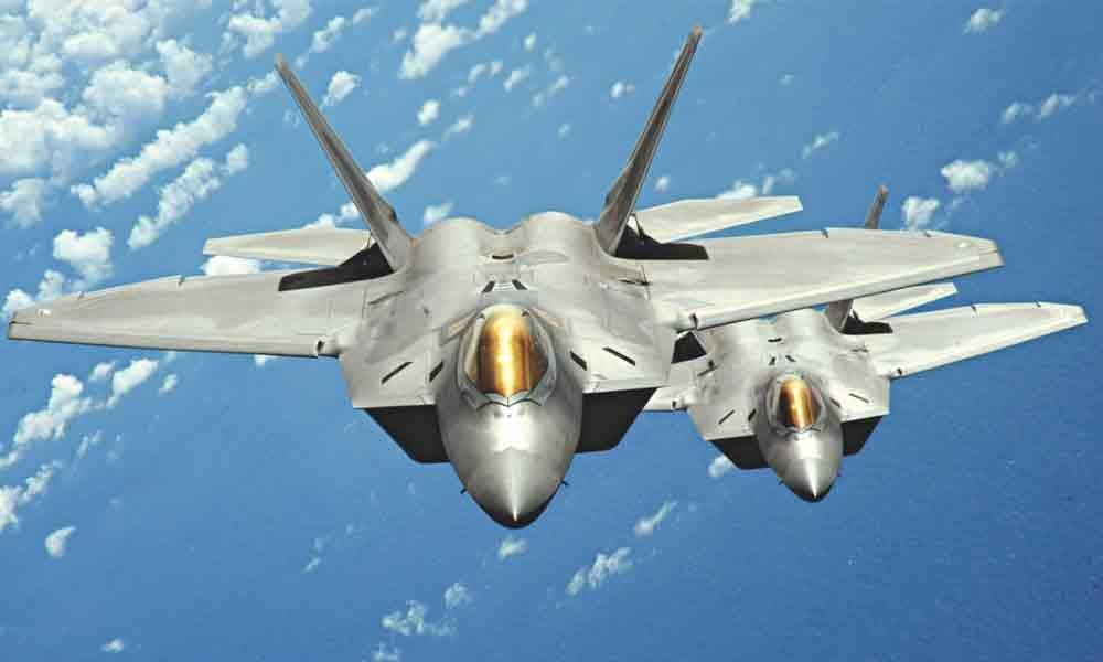 US sends F-22 stealth fighters to Qatar