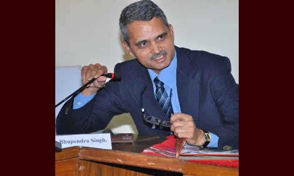Bhupendra Singh new DGP of Rajasthan Police