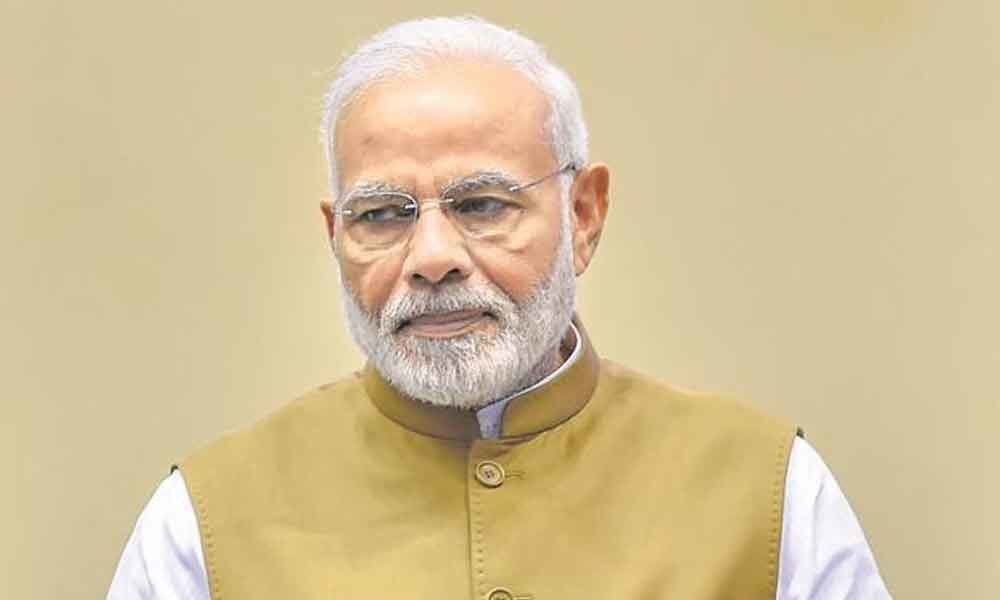 PM Modi reminds people of Emergency; says don
