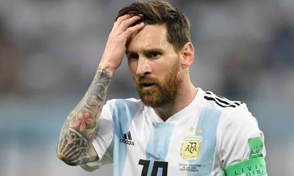 Messi is the greatest player in history: Thiago Silva