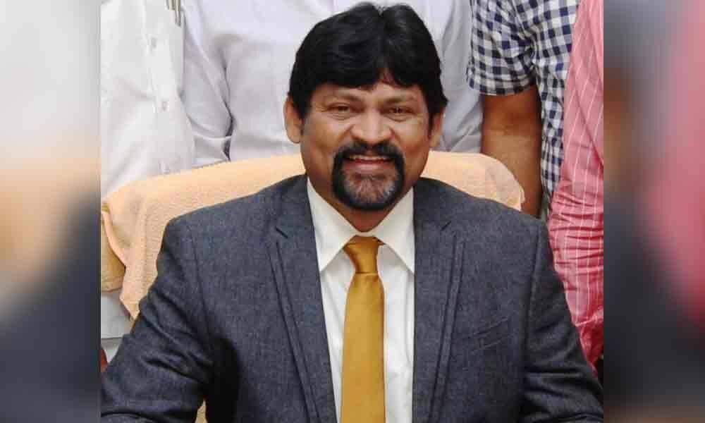 Andhra University prof to take part in intl workshop