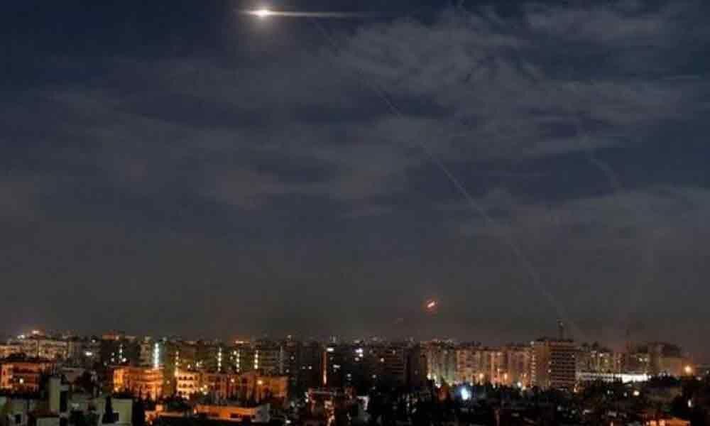 4 killed, 7 injured in Israeli attack in Syria