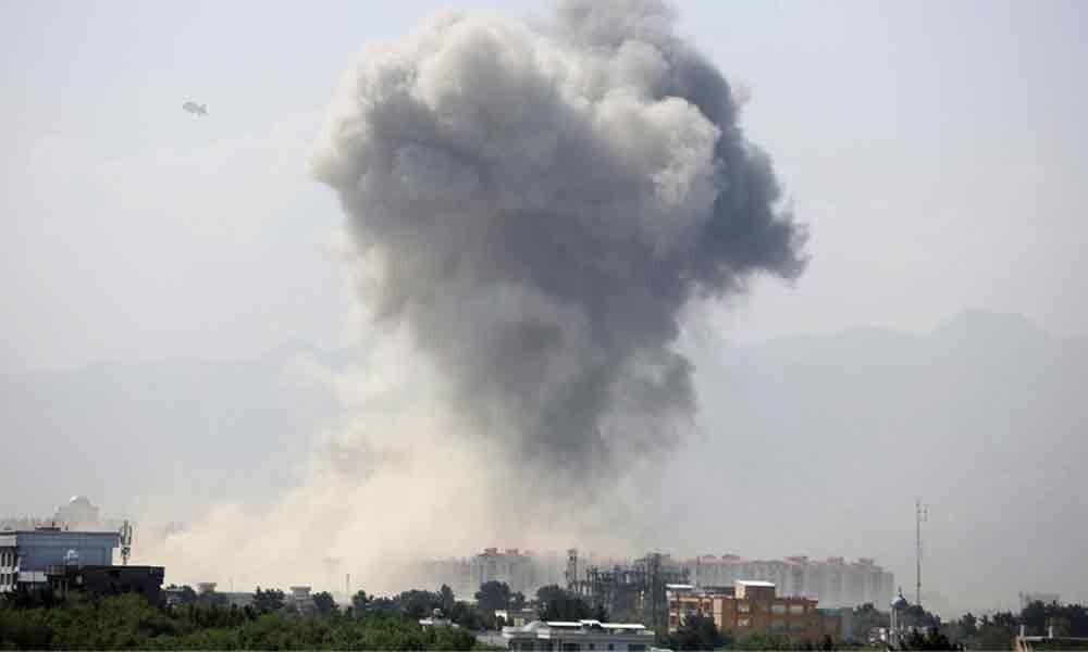 34 killed in Kabul blast