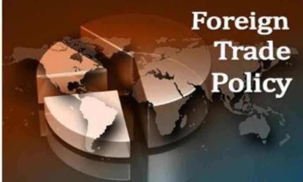 Centre seeks inputs for new foreign trade policy