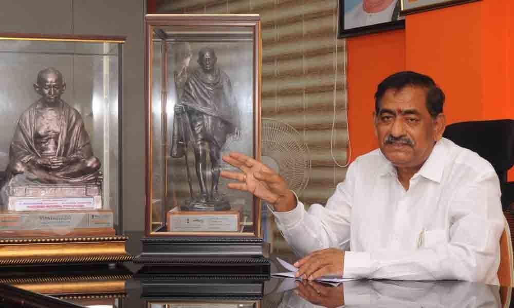 Vijayawada Municipal Corporation achieved all-round development in TDP rule: Mayor