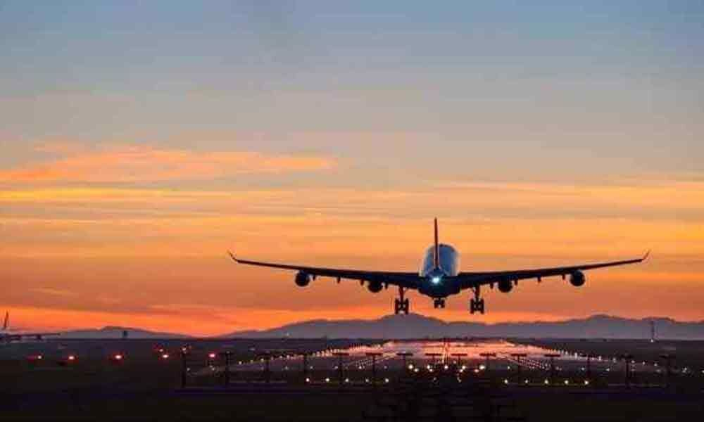 Flight services to Mumbai from Shamshabad Airport delayed