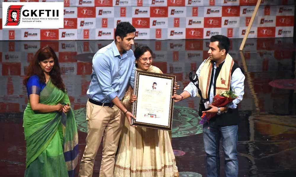 Launch of Gulshan Kumar Young Achievers Award