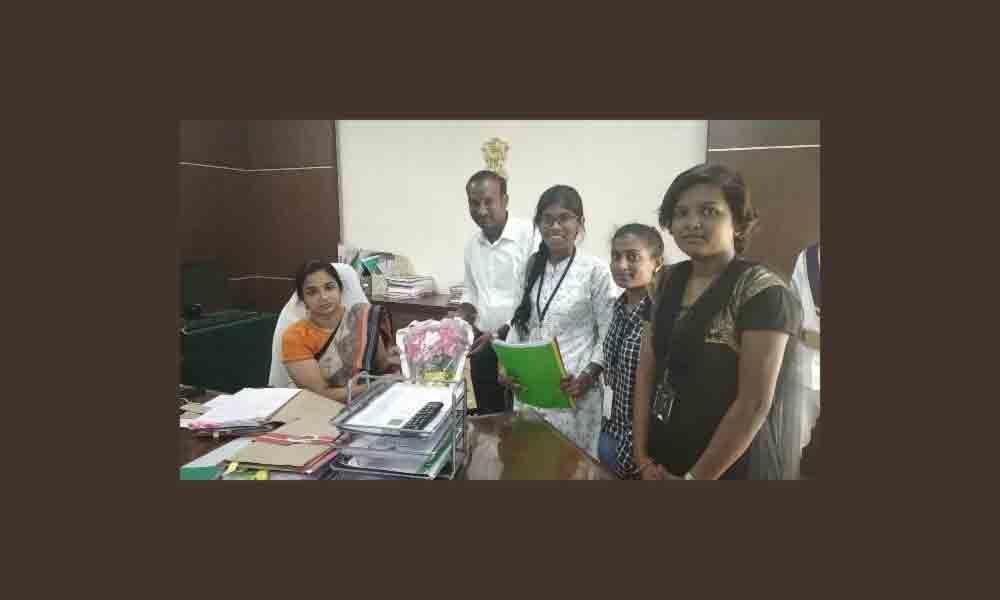 Need of women empowerment, Swachh Bharat stressed in Wanaparthy