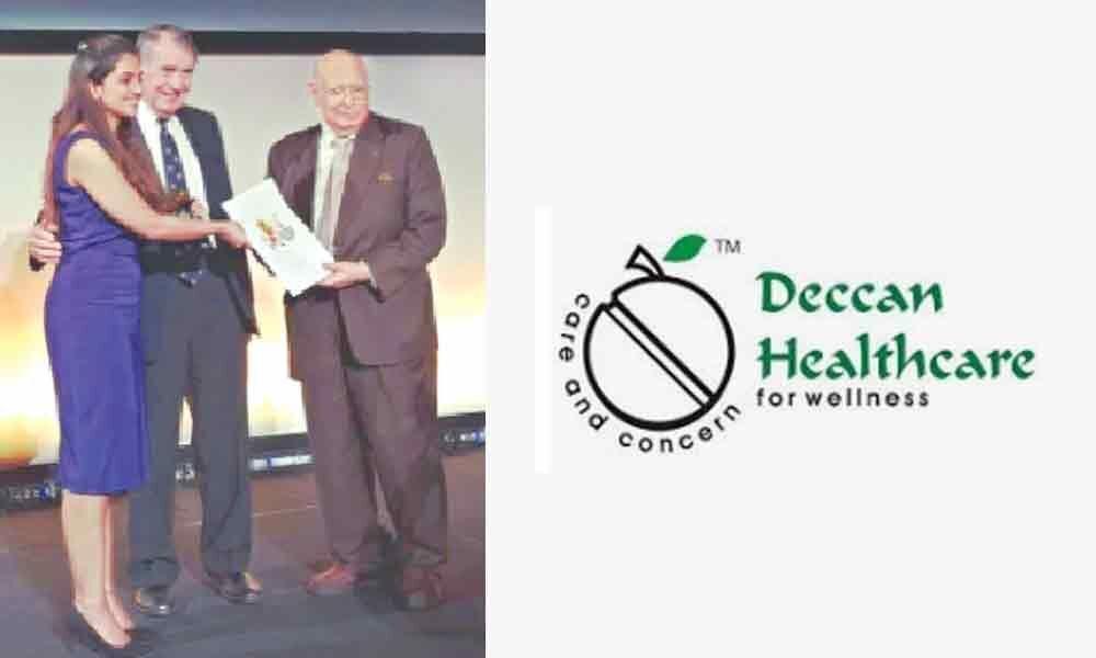 Deccan HealthCare among top brands