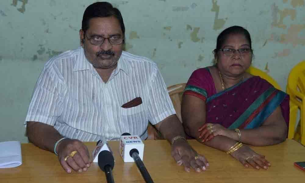 Ashok Babu comments condemned
