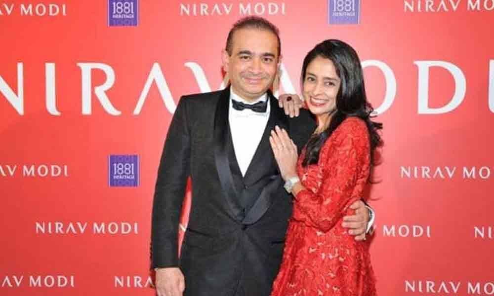 Nirav Modis family bank account to be freezed in Singapore