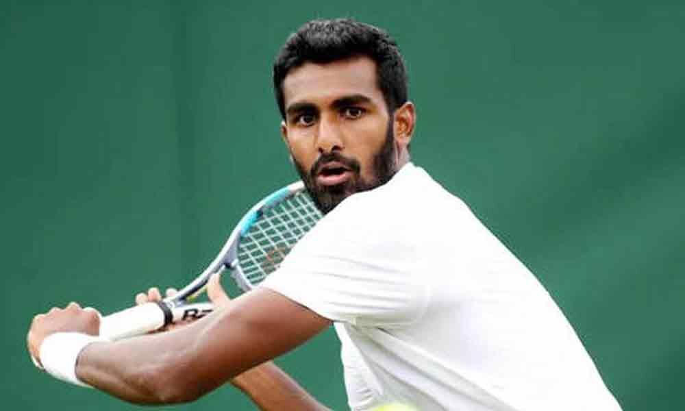 Prajnesh ready to jeopardise ATP ranking for Davis Cup