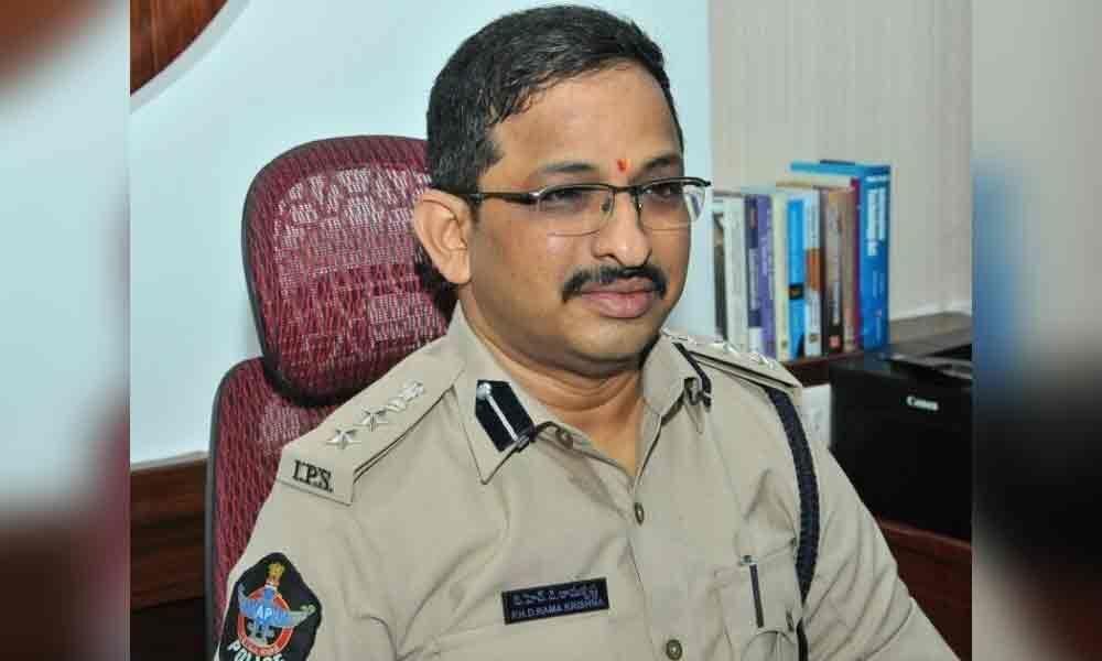 Prior permission needed for rallies: SP PHD Rama Krishna