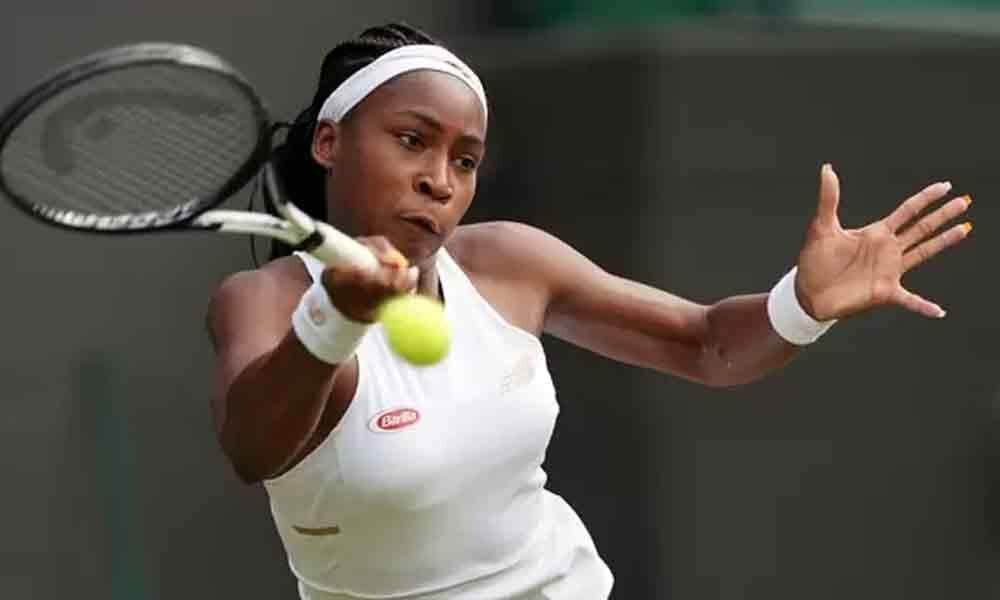 Teen Gauff stuns Venus, says My goal is to win Wimbledon