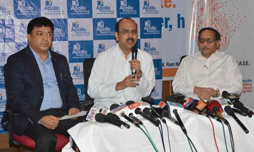 Vizag Apollo Hospitals performs TAVR surgery on 69-year-old