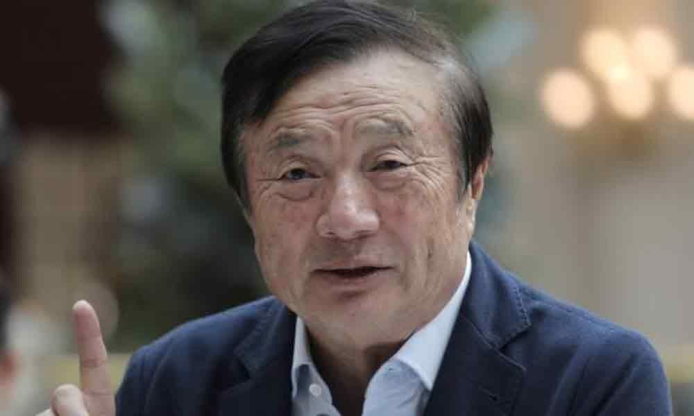 Huawei founder downplays effect of promised Trump reprieve