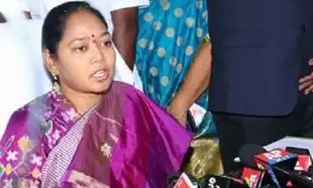 One held for objectionable post on AP Home Minister