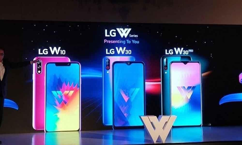 LG W10, W30 set to go on sale today on Amazon
