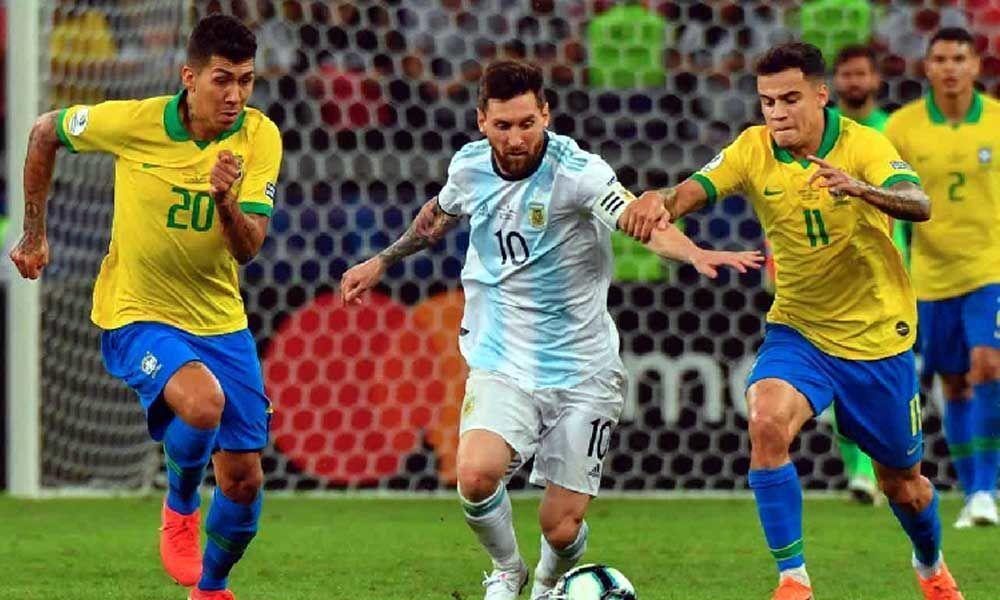 Gabriel Jesus, Roberto Firmino send Brazil into Copa America final as Messi fails again