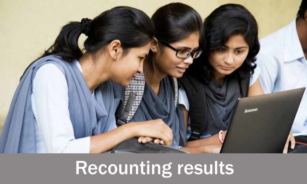 AP Intermediate Advanced supplementary recounting results released
