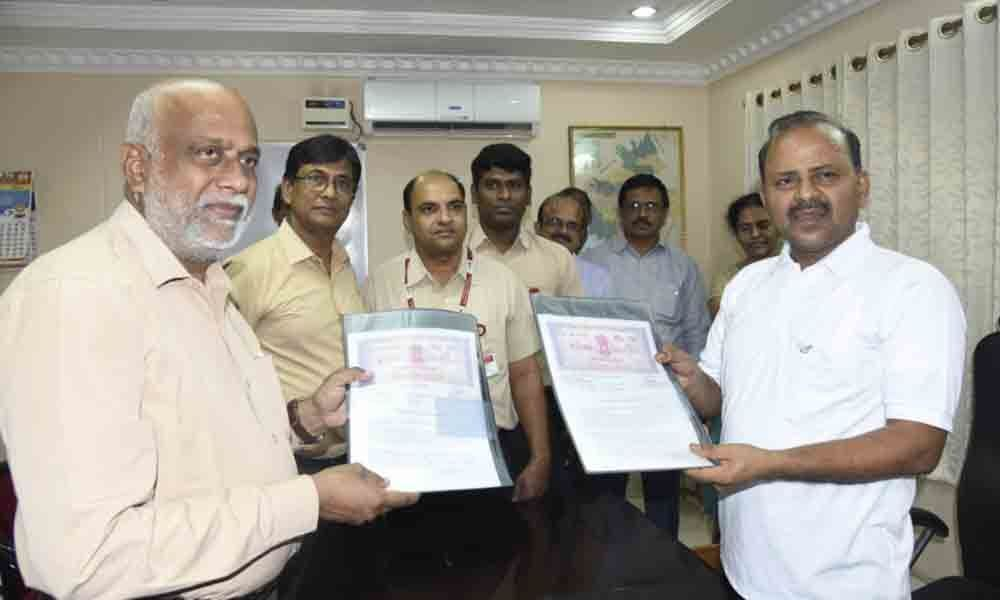 Vizianagaram to get Rs.2 cr CSR funds from BDL
