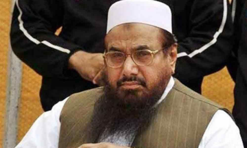 Pak books 26/11 attack mastermind Hafiz Saeed for terror financing
