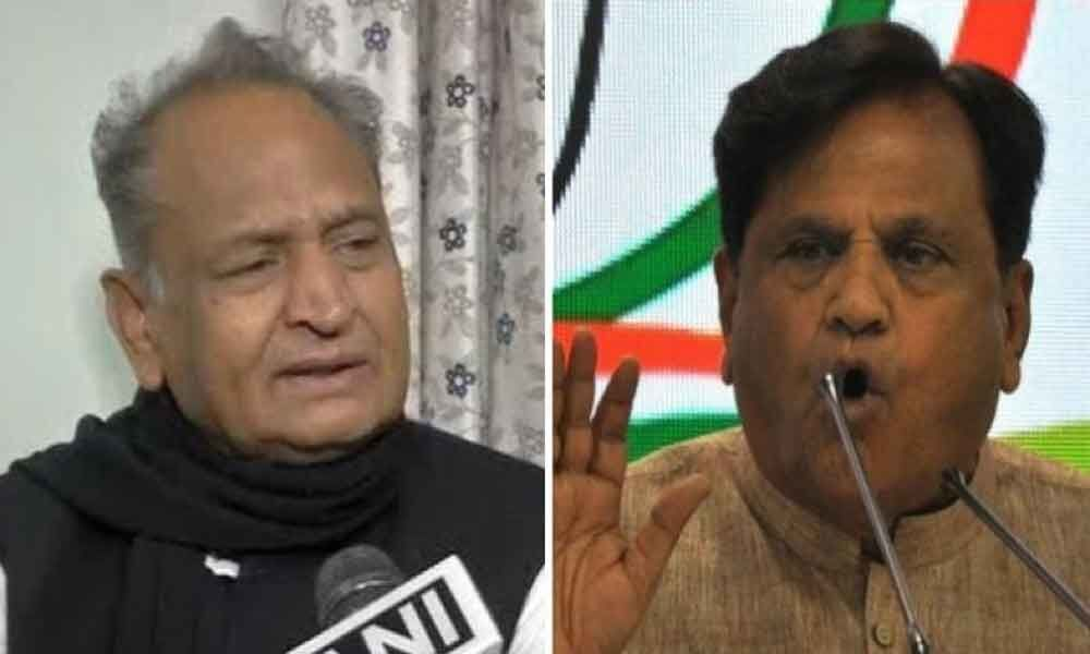 Rahul Gandhi will always remain my leader, says Ahmed Patel; Congress veterans agree