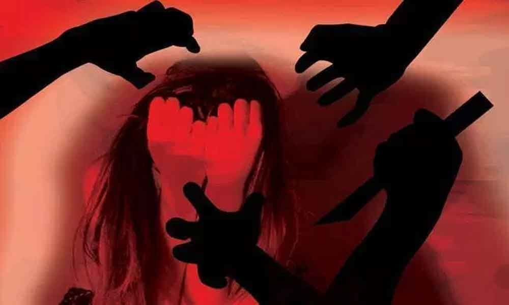 Five-year-old gang-raped by minor boys