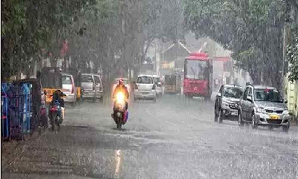 Hyderabad to receive heavy rainfall for two days