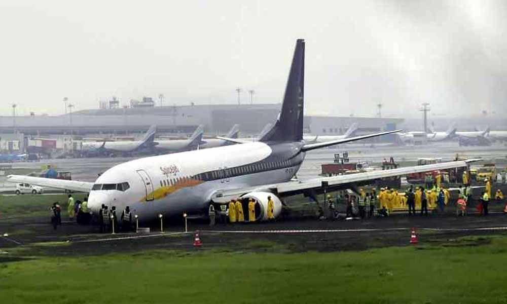 DGCA grounds 12 pilots over flights skidding off runway