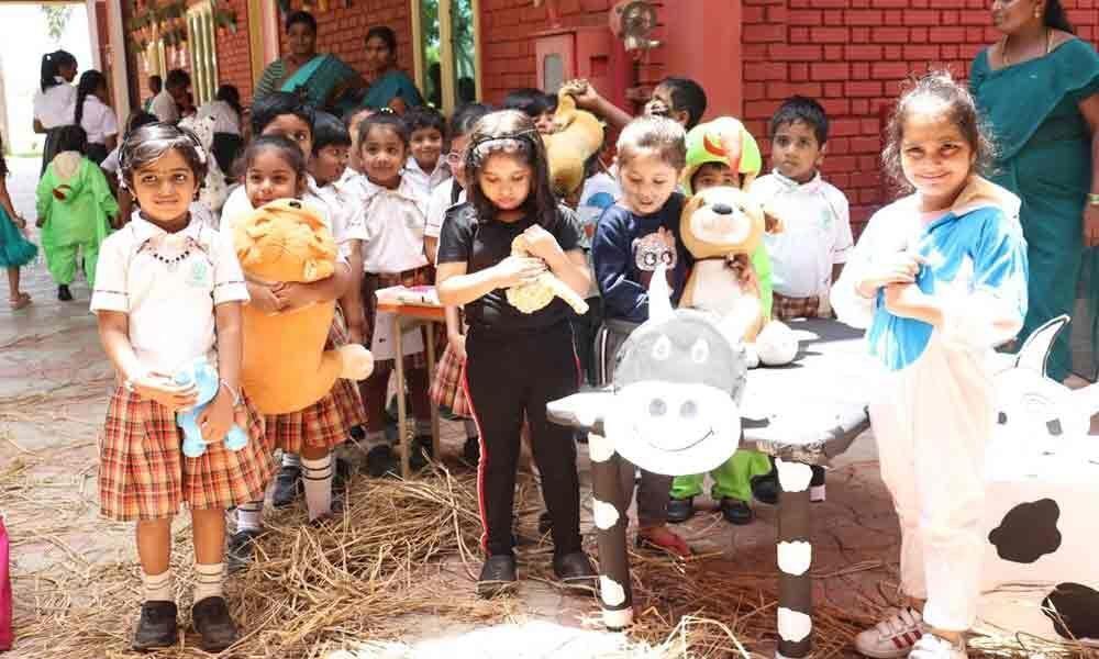 Pet Day celebrated on grand note Delhi Public School