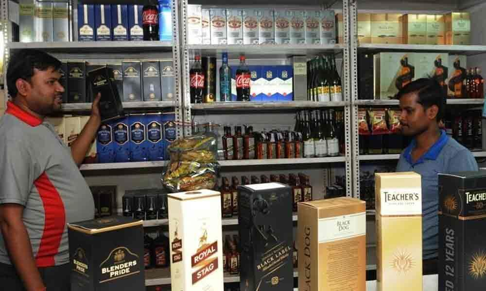 80 liquor shops closed ahead of new excise policy