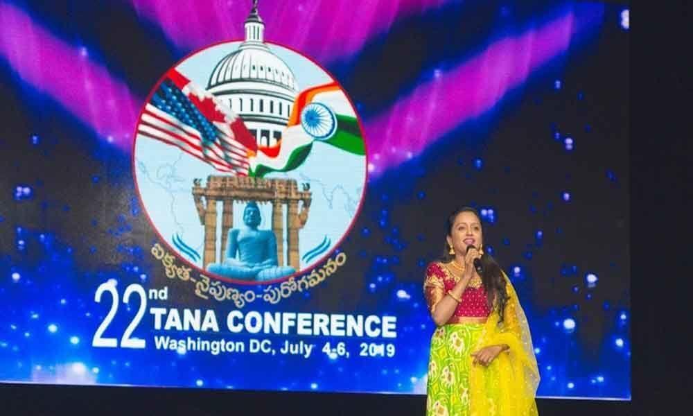 TANA 2019 award winners