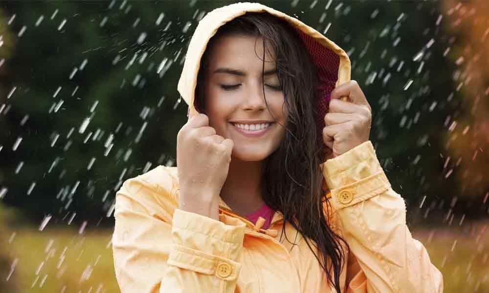 For monsoon freshness