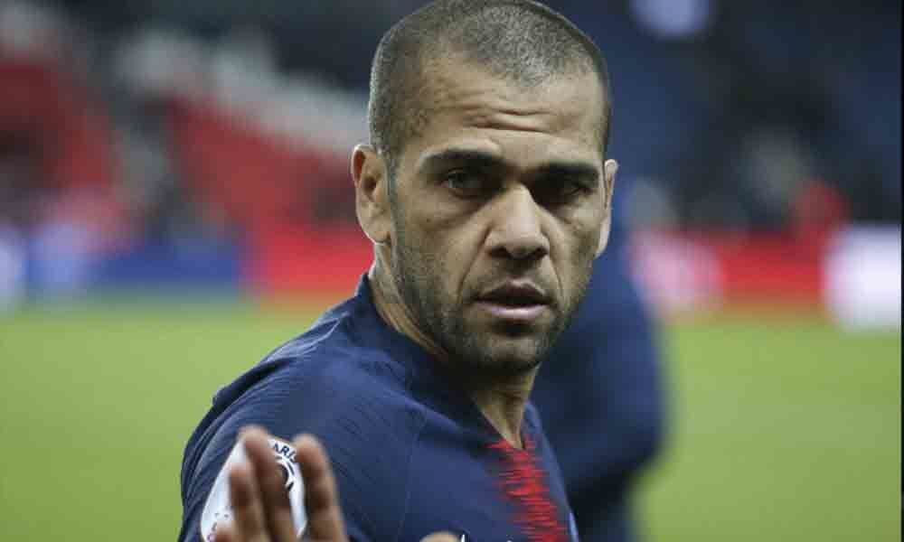 Serial trophy-collector Dani Alves shows no signs of letting up