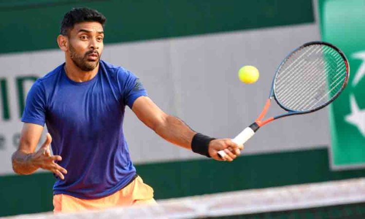 Indias Sharan at pre-quarters; Nadal teaches Kyrgios lesson at Wimbledon