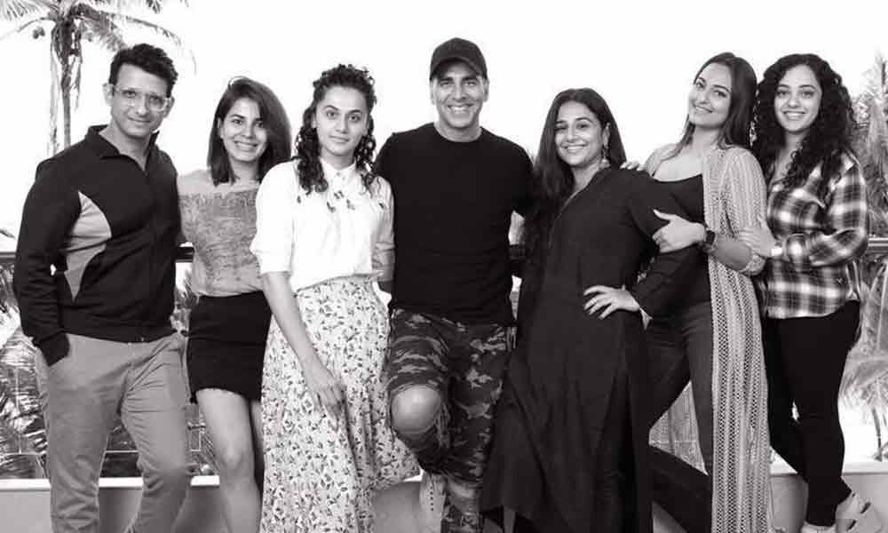 Akshay Kumar comes up with another patriotic film